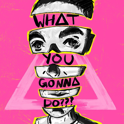 What You Gonna Do (feat Graham Coxon) - id|artist|title|duration ### 1492|Bastille|What You Gonna Do (feat Graham Coxon)|131710 - Bastille