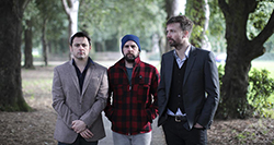 Bell X1 - Irish music artist