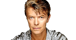 David Bowie - Irish music artist