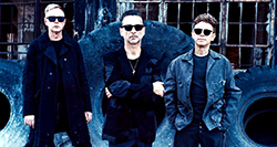 Depeche Mode - Irish music artist
