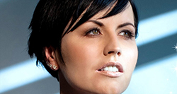 Dolores O'Riordan - Irish music artist