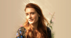 Florence + The Machine - Irish music artist