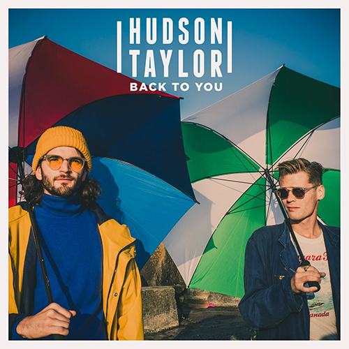 Back To You - id artist title duration ### 903 Hudson Taylor Back To You 143790 - Hudson Taylor