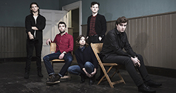Little Green Cars - Irish music artist