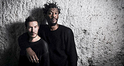 Massive Attack - Irish music artist