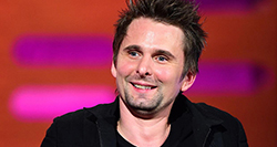 Matt Bellamy - Irish music artist
