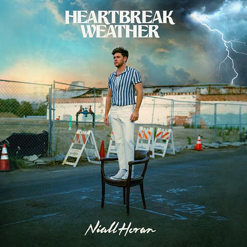 Heartbreak Weather - id artist title duration ### 1003 Niall Horan Heartbreak Weather 187550 - Niall Horan