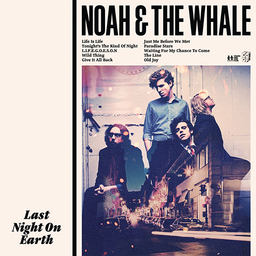 L I F E G O E S O N - id artist title duration ### 1324 Noah And The Whale L I F E G O E S O N 226250 - Noah And The Whale