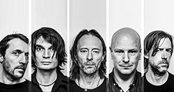 Radiohead - Irish music artist