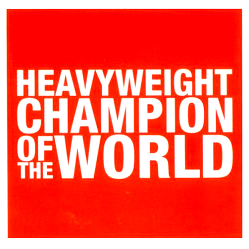 Heavyweight Champion Of The World - id|artist|title|duration ### 1913|Reverend And The Makers|Heavyweight Champion Of The World|203256 - Reverend And The Makers