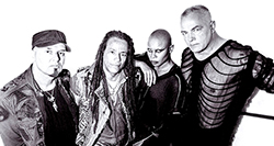 Skunk Anansie - Irish music artist