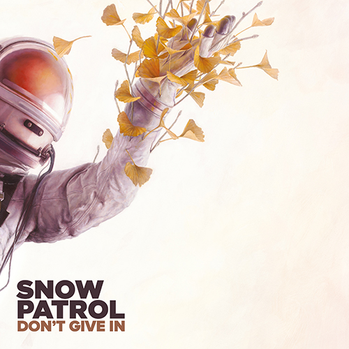 Don't Give In - id|artist|title ### 623|Snow Patrol|Don't Give In - Snow Patrol