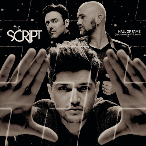 Hall Of Fame  -  - The Script