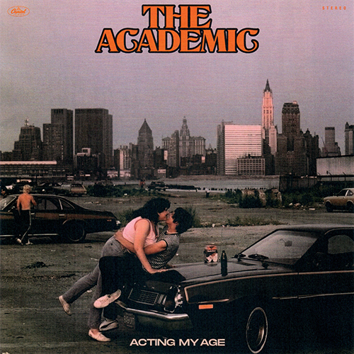 Acting My Age - id artist title duration ### 1069 The Academic Acting My Age 218600 - The Academic