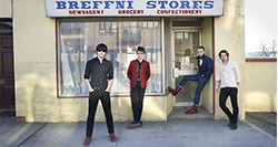 The Strypes - Irish music artist