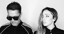The Ting Tings - Irish music artist