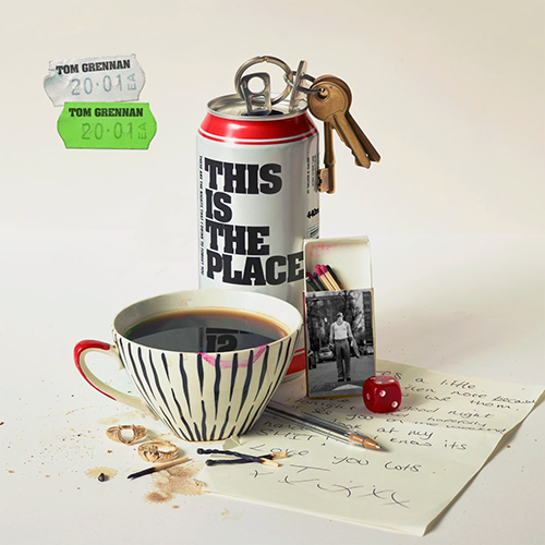 This Is The Place - id|artist|title|duration ### 1527|Tom Grennan|This Is The Place|185060 - Tom Grennan