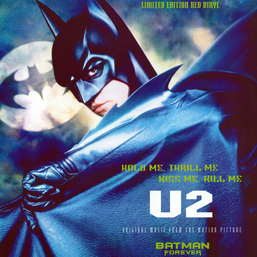 Hold Me, Thrill Me, Kiss Me, Kill Me -  - U2