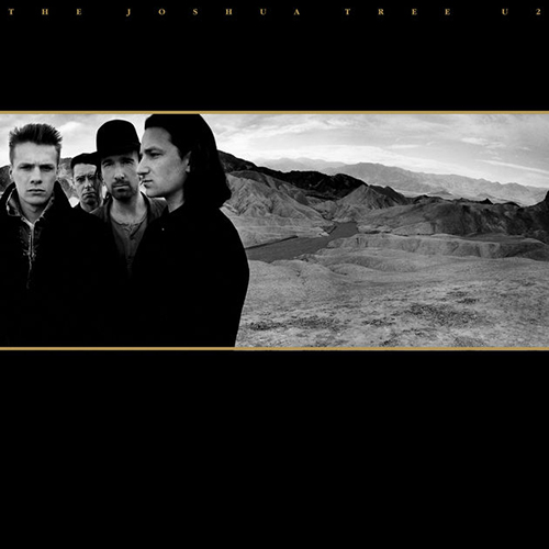 Running To Stand Still -  - U2