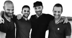 Coldplay - Irish music artist