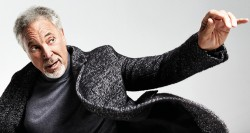 Tom Jones - Irish music artist