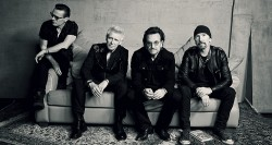 U2 - Irish music artist